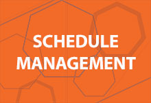 Schedule Management