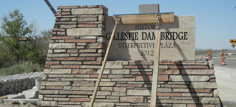 Old US 80 Bridge, Maricopa, AZ